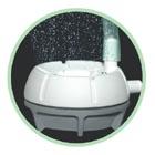Ceramic CO2 Diffuser